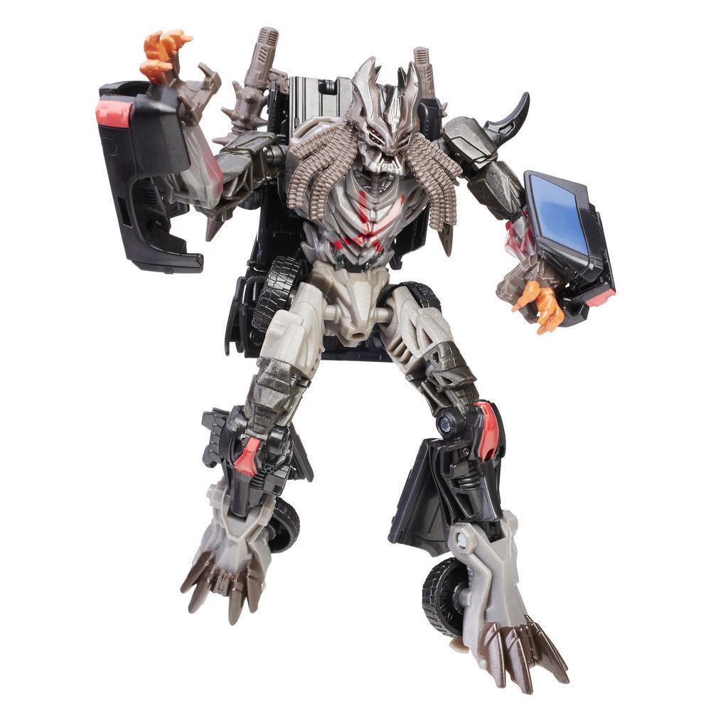 Transformers: The Last Knight Premier Decepticon Berserker Edición de lujo