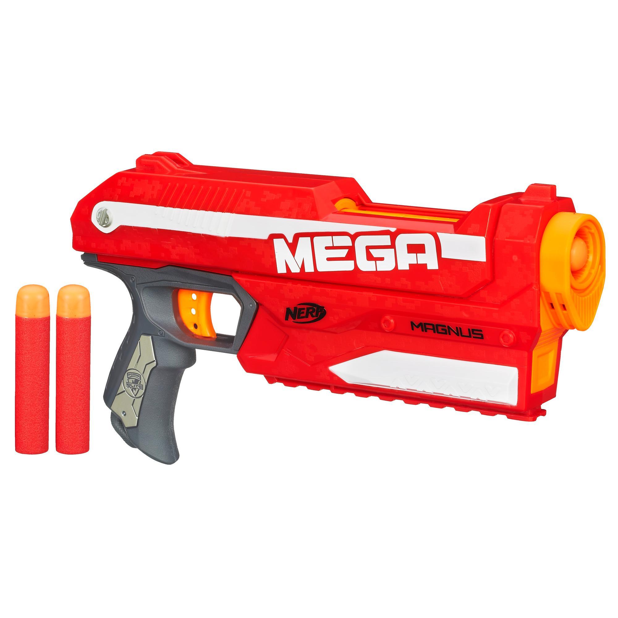 Lanzador Nerf N-Strike Elite Mega Magnus
