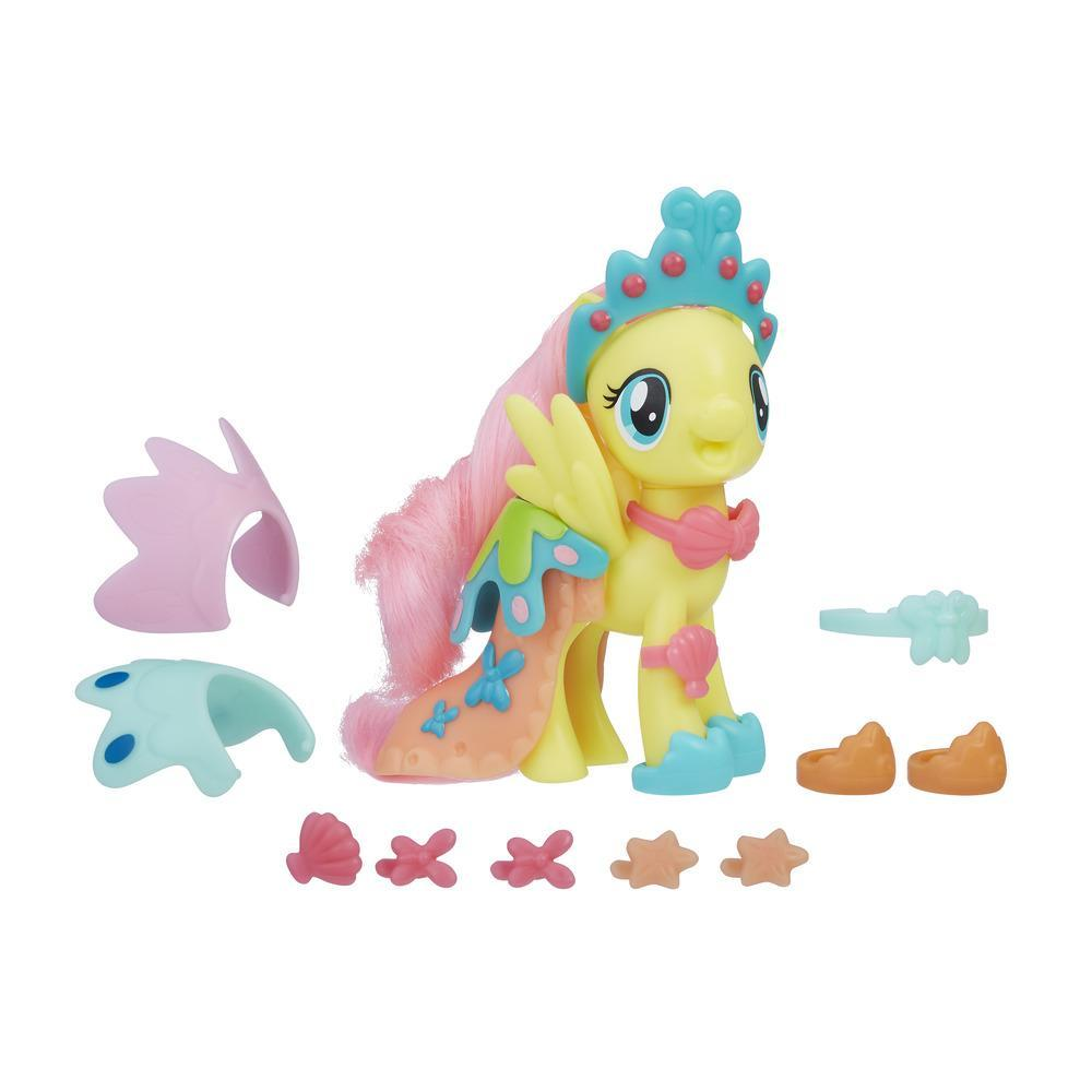 My Little Pony: The Movie - Fluttershy Moda terrestre y marina