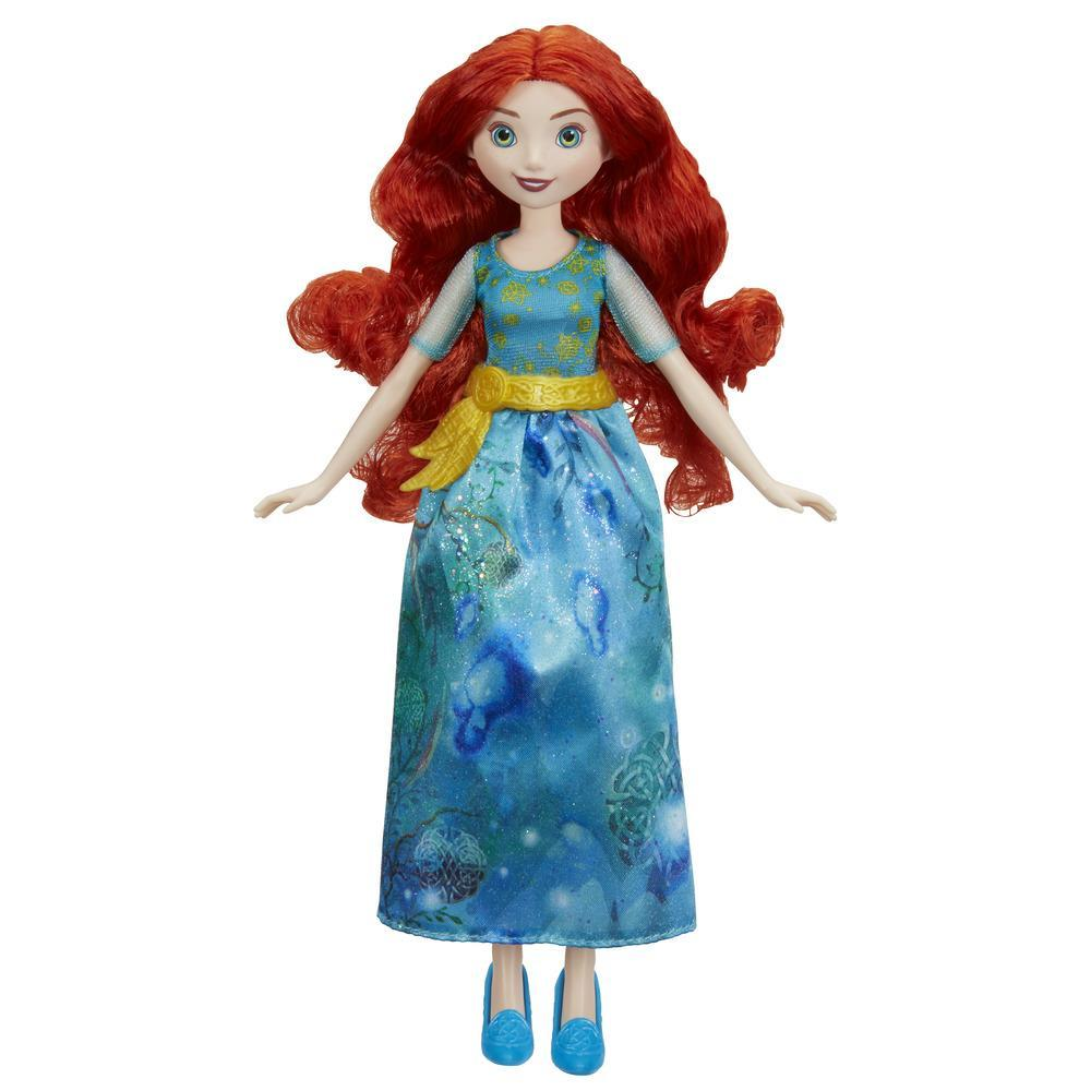 Disney Princess - Muñeca Royal Shimmer de Mérida