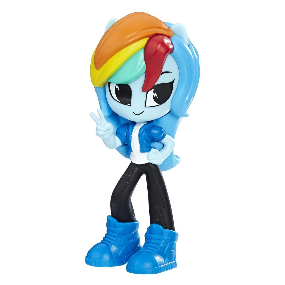 My Little Pony Equestria Girls - Rainbow Dash Mini de 7,5 cm