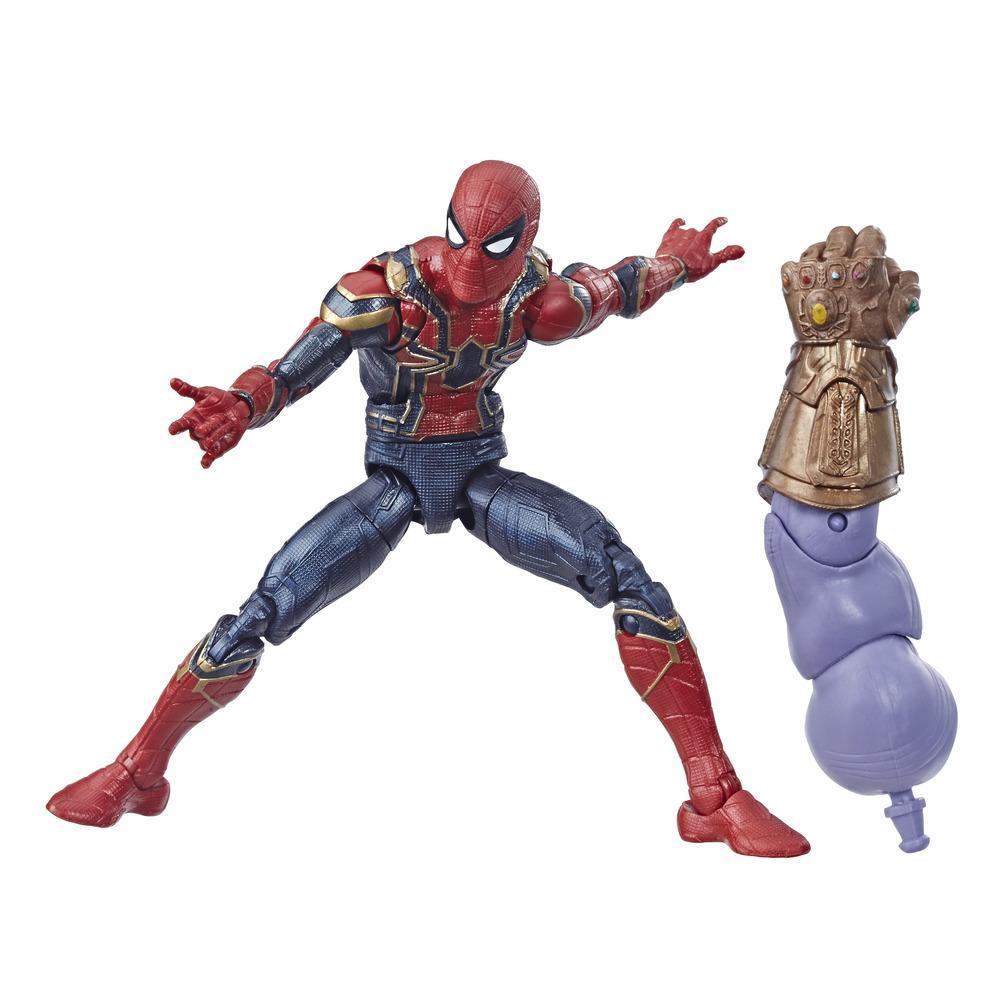 Marvel Legends Series - Avengers: Guerra del Infinito - Figura de Iron Spider de 15 cm