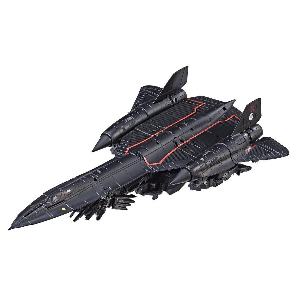 Juguetes Transformers Studio Series 35 - Figura de acción Jetfire clase líder Leader de la Película La venganza de los caídos - Edad recomendada: 8 años en adelante, 21,5 cm