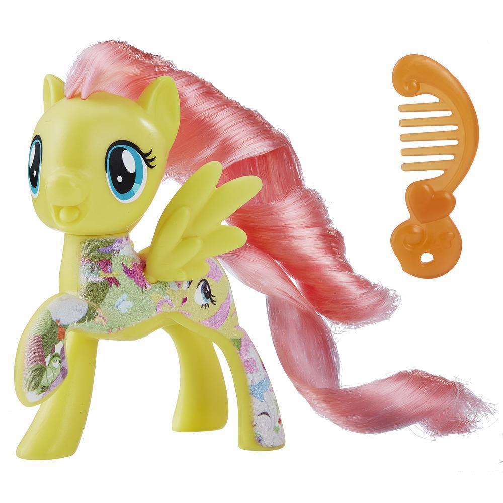 My Little Pony: La película - Todo sobre Fluttershy