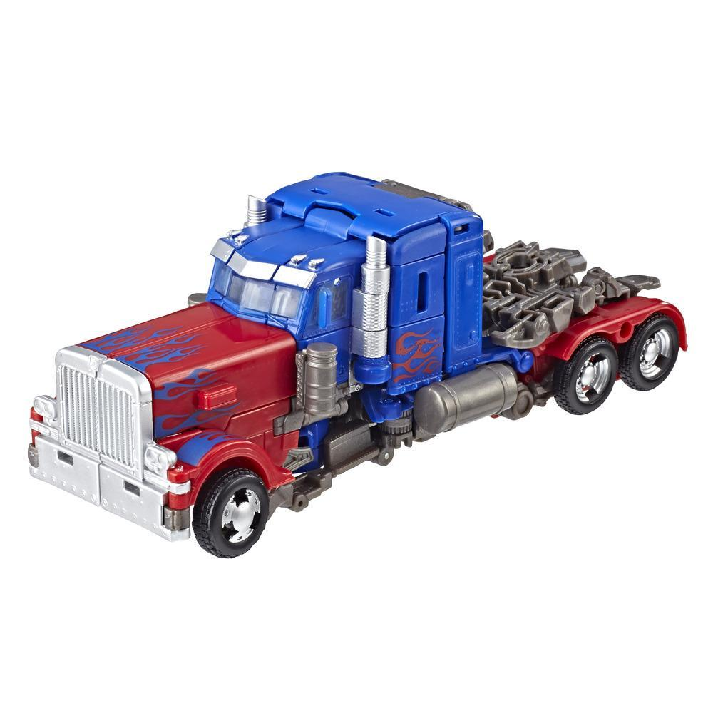 Transformers Estudio Series 32, clase viajero Película 1, figura de acción de Optimus Prime