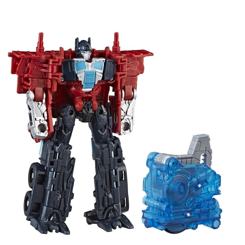 Transformers: Bumblebee - Figura de Optimus Prime Energon Igniters Serie Poder extra