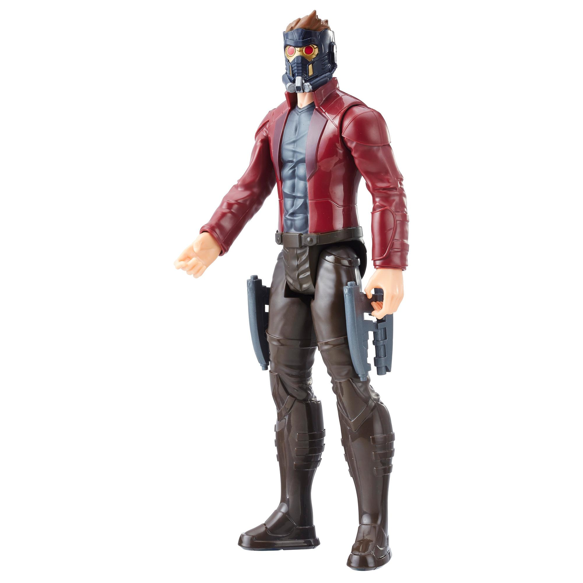 Marvel Infinity War Titan Hero Series - Star-Lord con puerto para Titan Hero Power FX