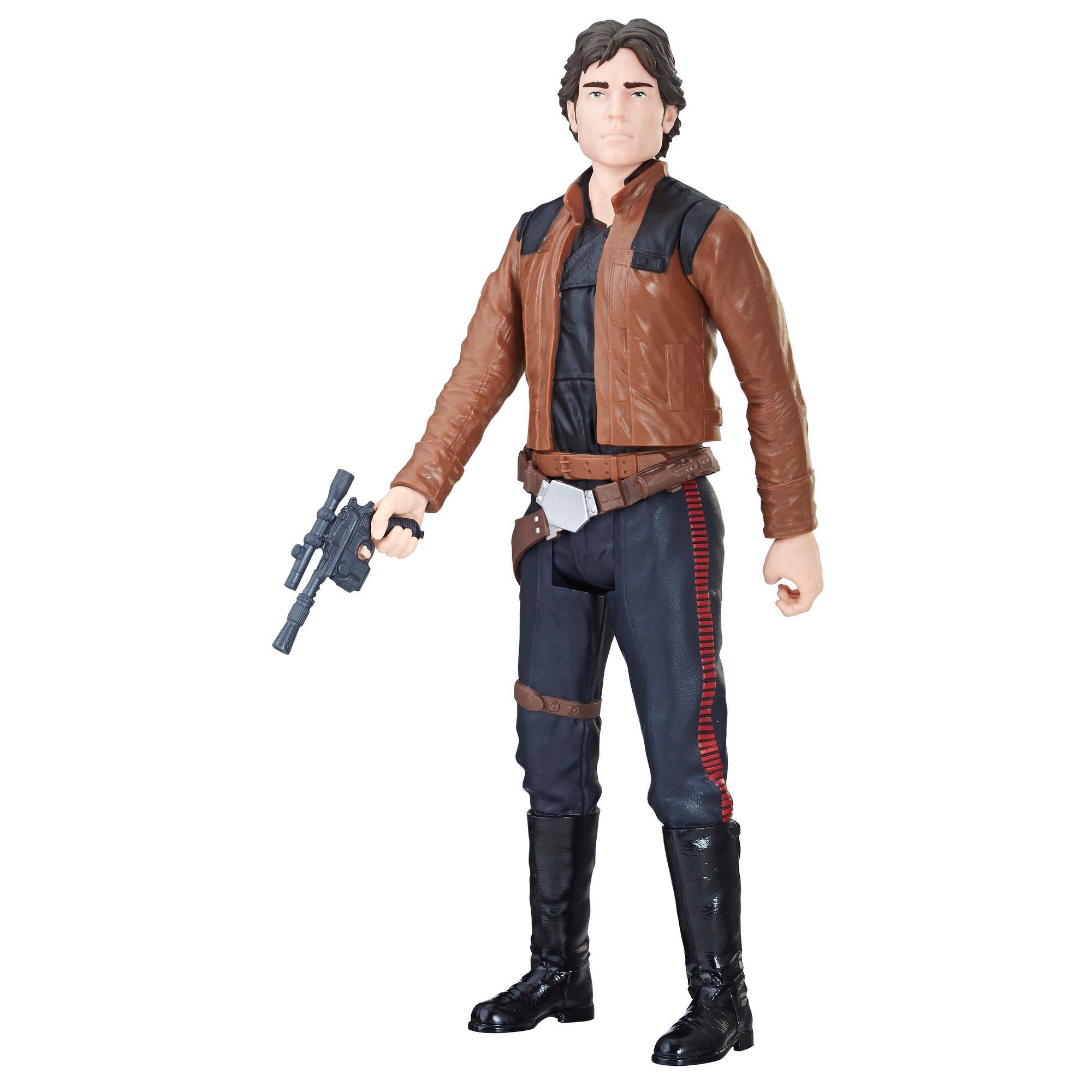 Figura de Han Solo de 30 cm de Solo: A Star Wars Story