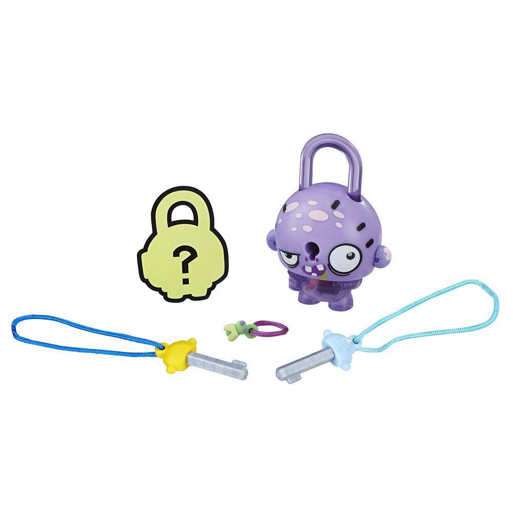 Lock Stars Zombi púrpura - Serie 1