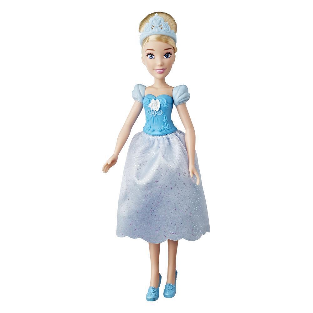 Disney Princess Muñeca de moda de Cenicienta