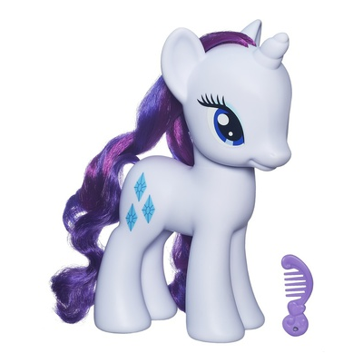 Figura pony Rarity de My Little Pony