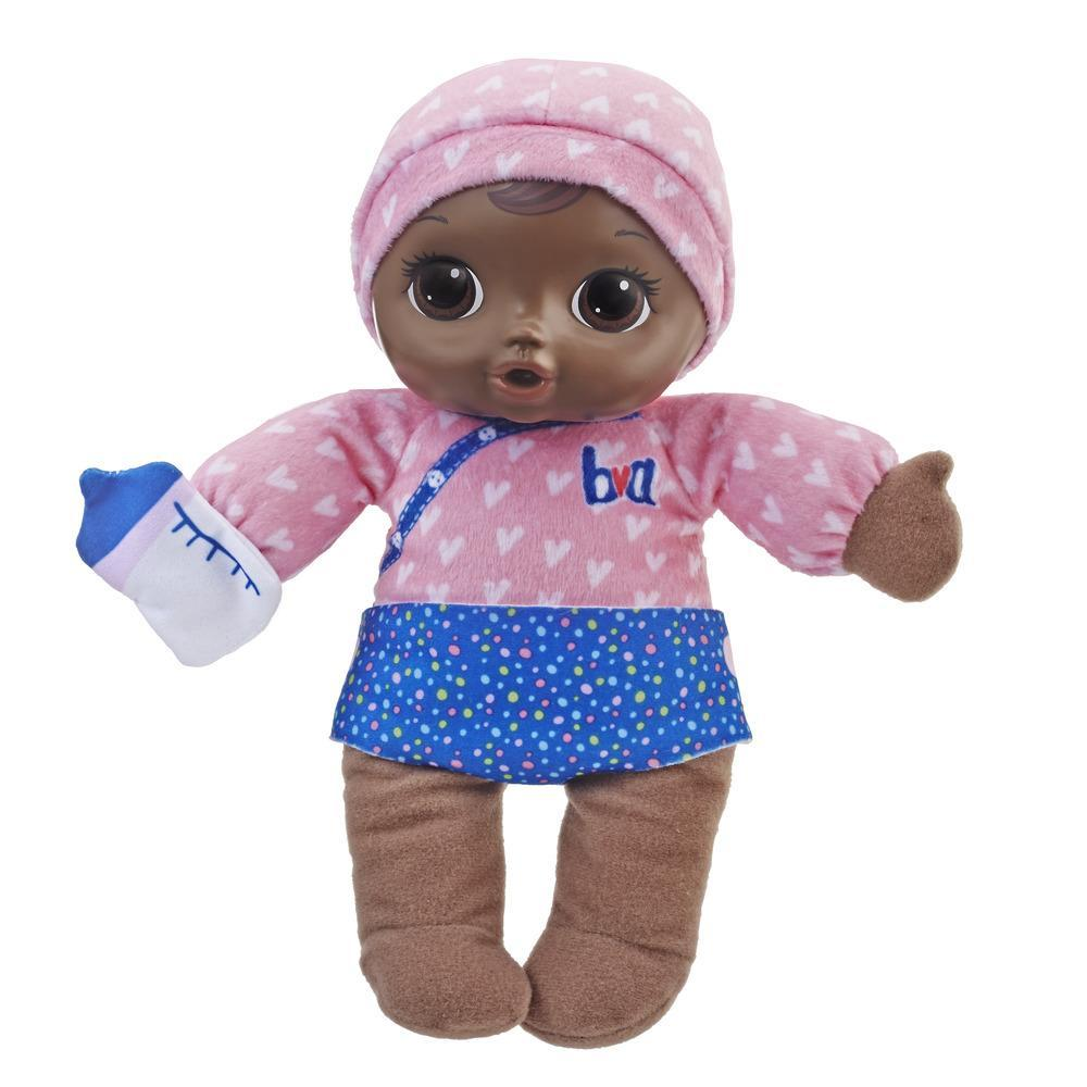 Baby Alive Mimos y cuidados - Bebé con cabello negro