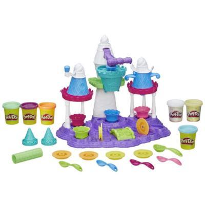 Play-Doh Kitchen Creations - Castillo de helados