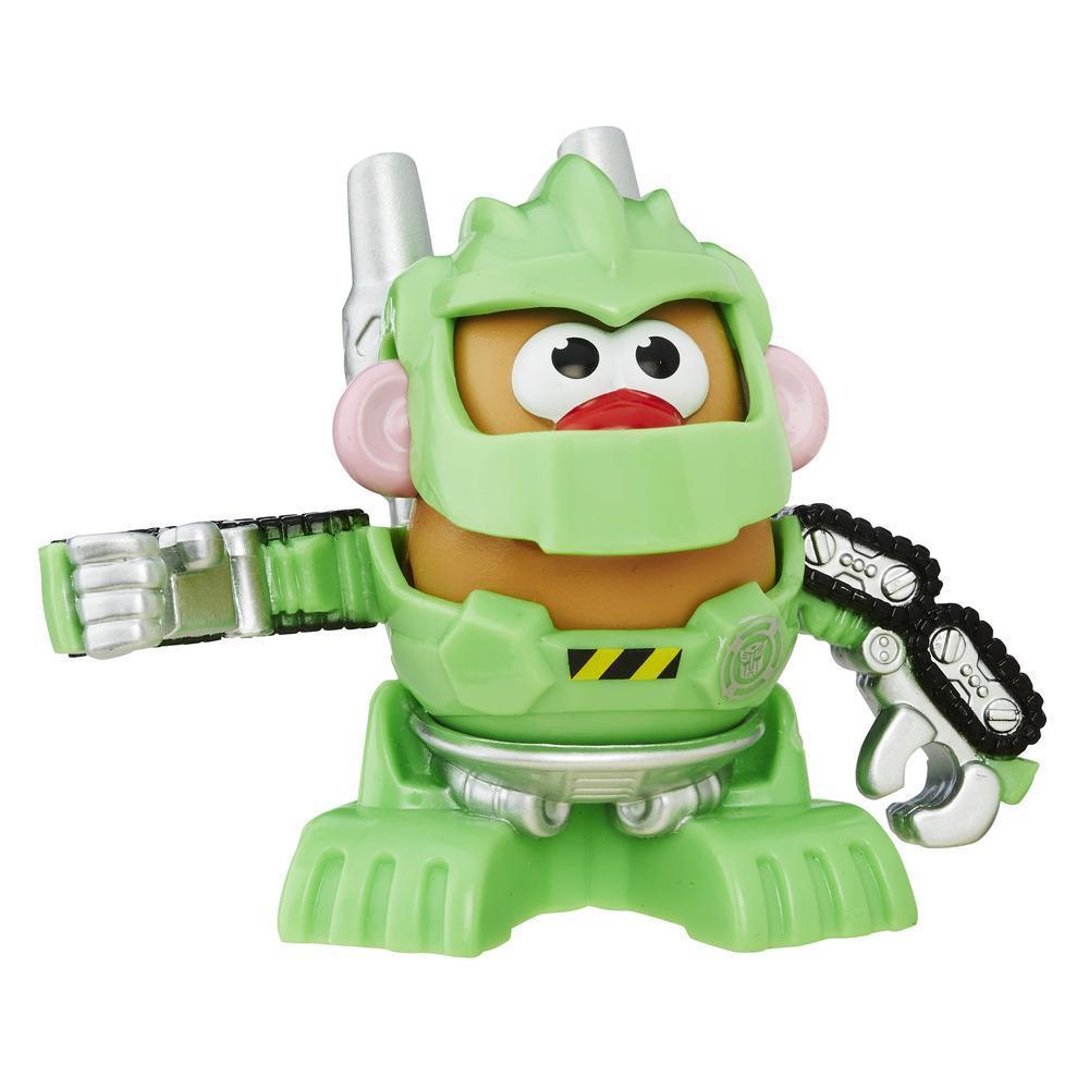 Playskool Friends Mr. Potato Head Mashups Transformers Boulder