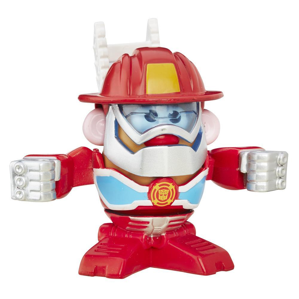 Playskool Friends Mr. Potato Head Mashups Transformers Heatwave