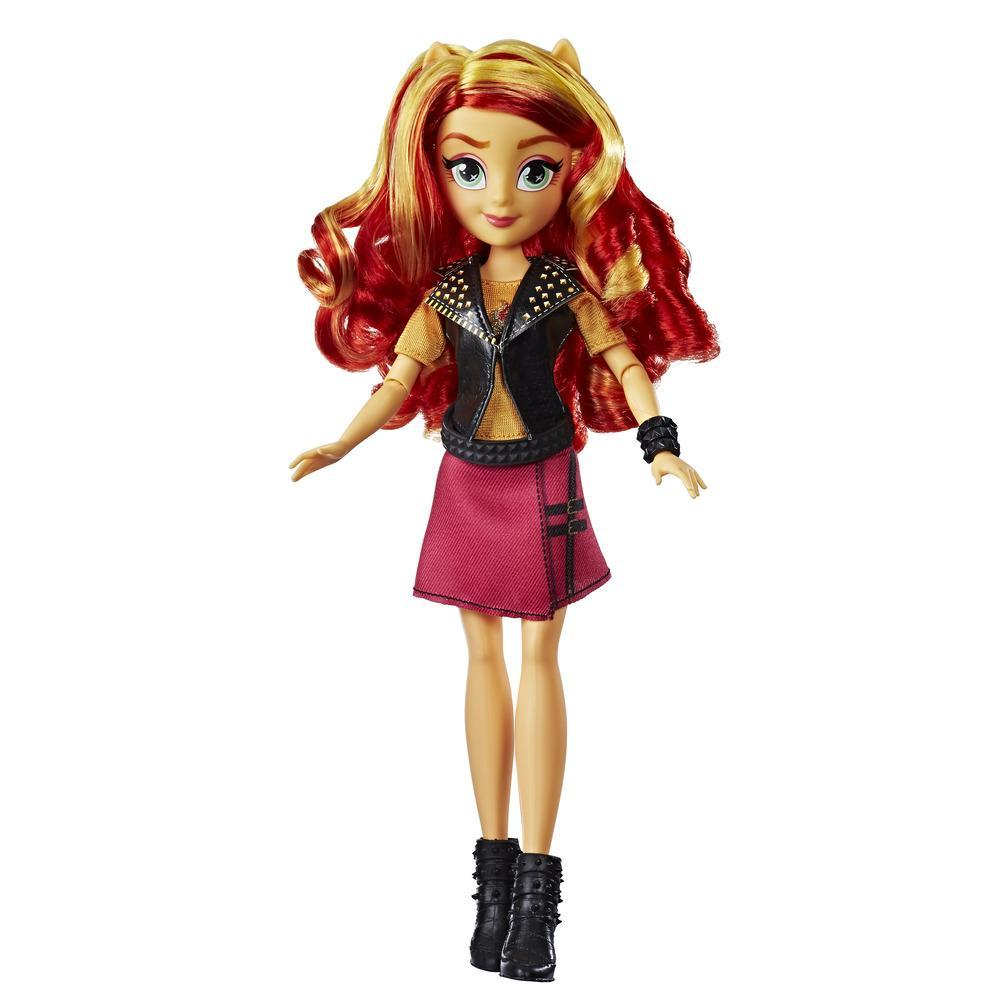 MY LITTLE PONY EQUESTRIA GIRLS SUNSET SHIMMER - MUÑECA ESTILO CLÁSICO