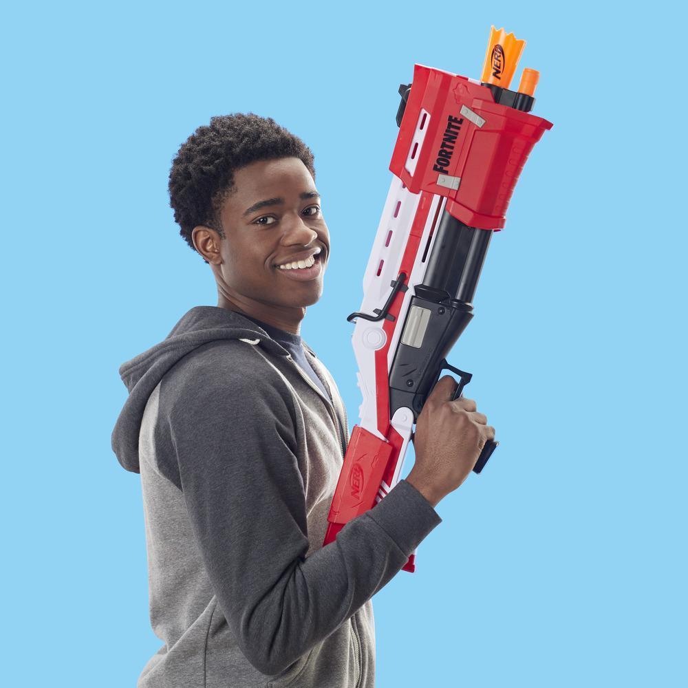 Lanzador Nerf Fortnite TS