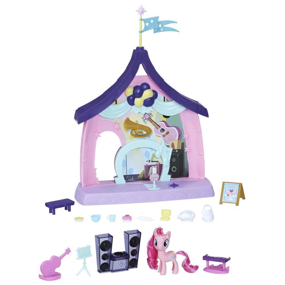 My Little Pony - Clase de música y postres con Pinkie Pie