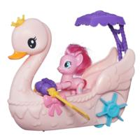 Juego Paseo en el bote cisne de Pinkie Pie My Little Pony La magia de la amistad