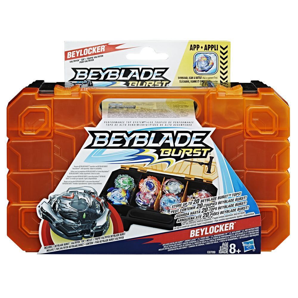 Beyblade Burst Beylocker