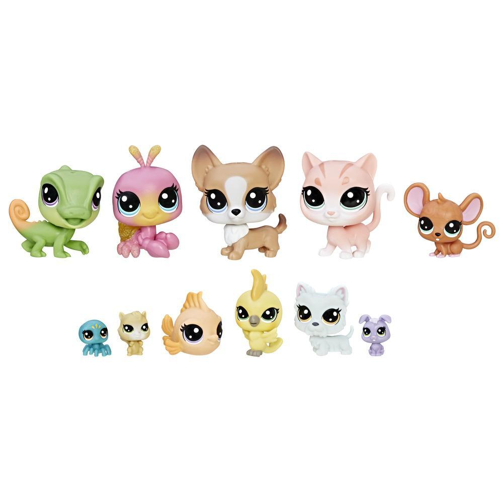 Littlest Pet Shop Mascotas hogareñas
