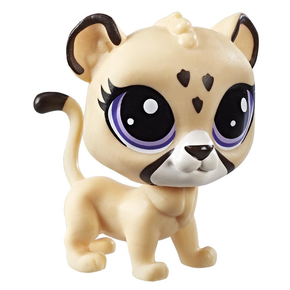 Littlest Pet Shop Mascota individual (Jaguar)