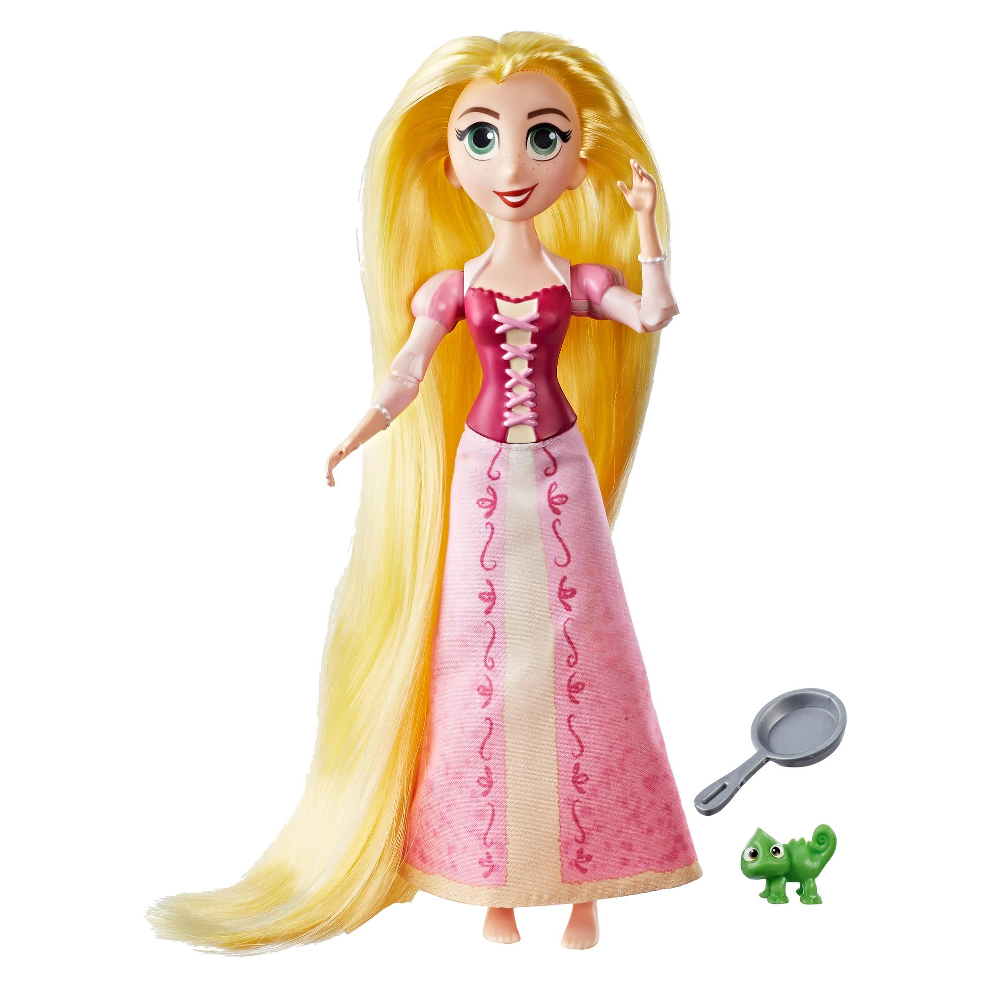 Disney Serie Enredados otra vez - Rapunzel y Pascal