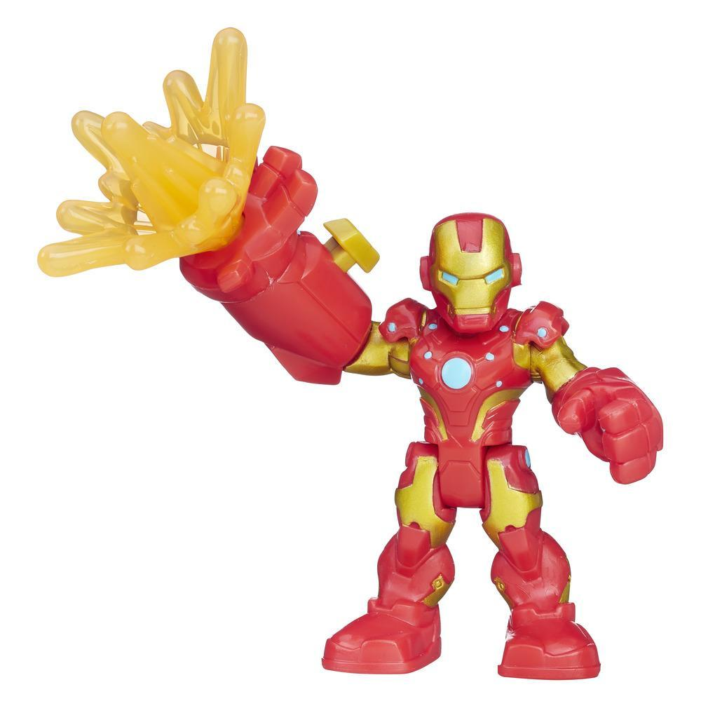 Playskool Heroes Marvel Super Hero Adventures Repulsor Ray Iron Man