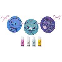 Play-Doh DohVinci Kit de repuesto Colgantes decorativos - Temática animales