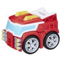 Playskool Heroes Transformers Rescue Bots Flip Racers - Heatwave el robot bombero