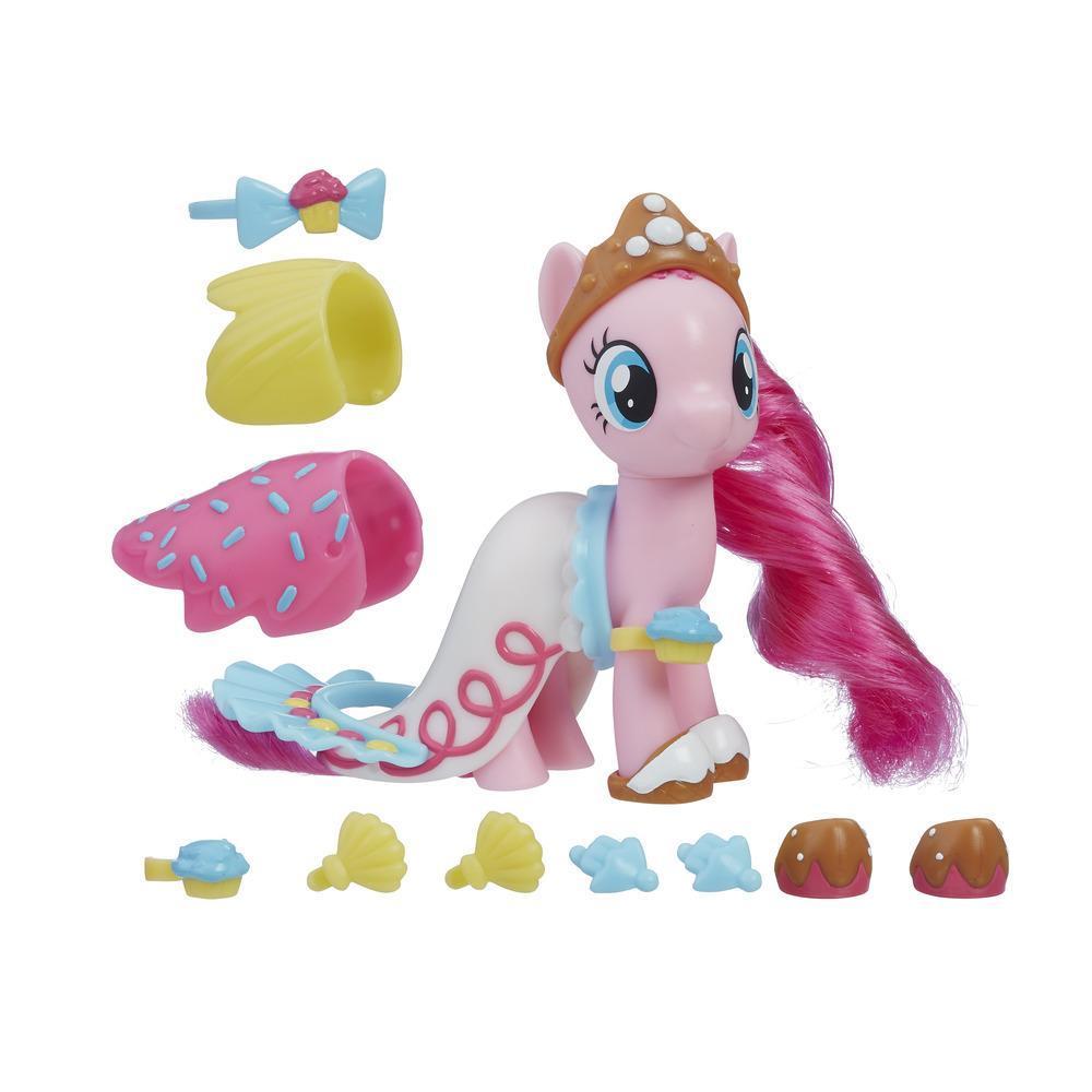 My Little Pony: The Movie - Pinkie Pie Moda terrestre y marina