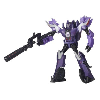 Transformers: Robots in Disguise Decepticon Fracture Clase Guerrero