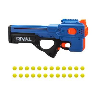 Lanzador Nerf Rival Charger MXX-1200