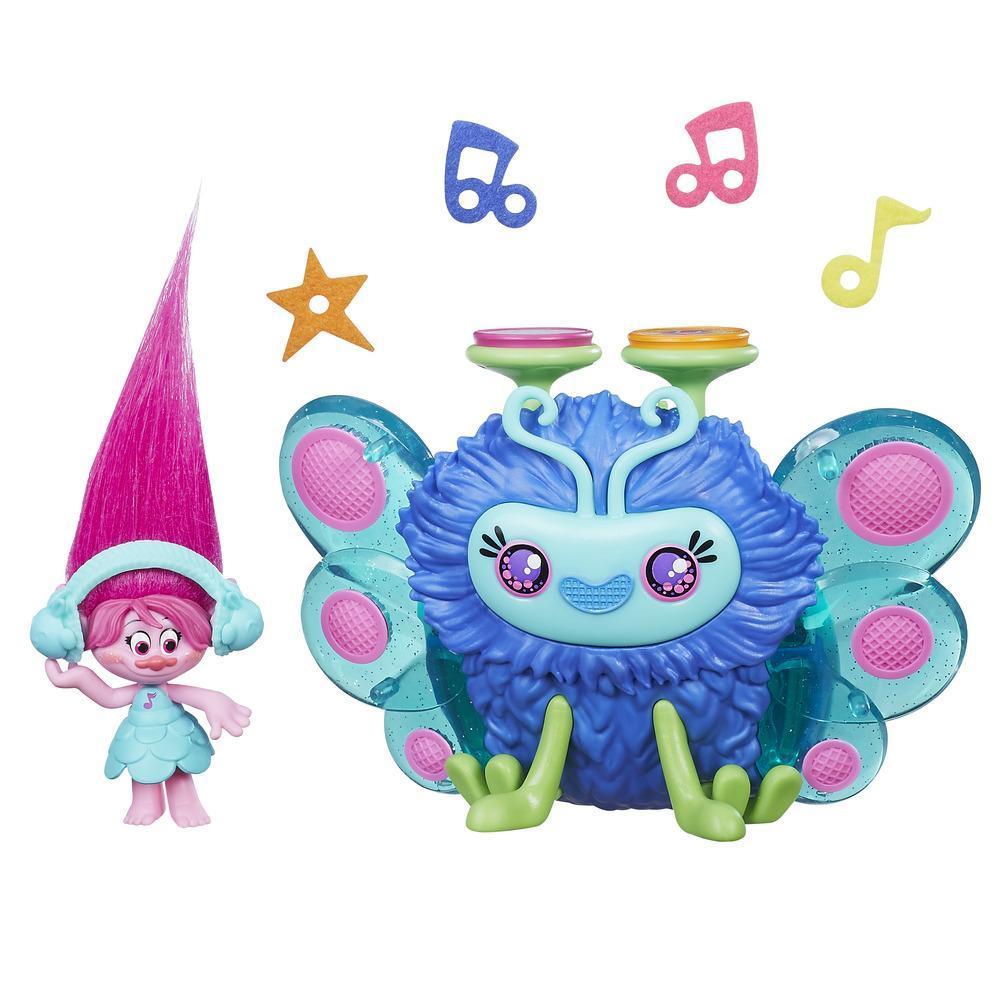DreamWorks Trolls - El bicho musical de Poppy