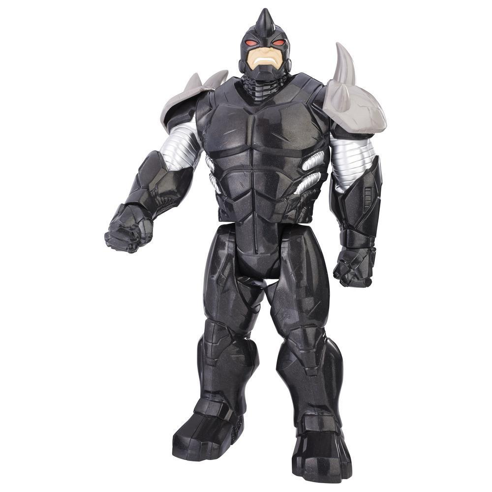 Marvel Spider-Man Titan Hero Series Marvel's Rhino Figure With Gear