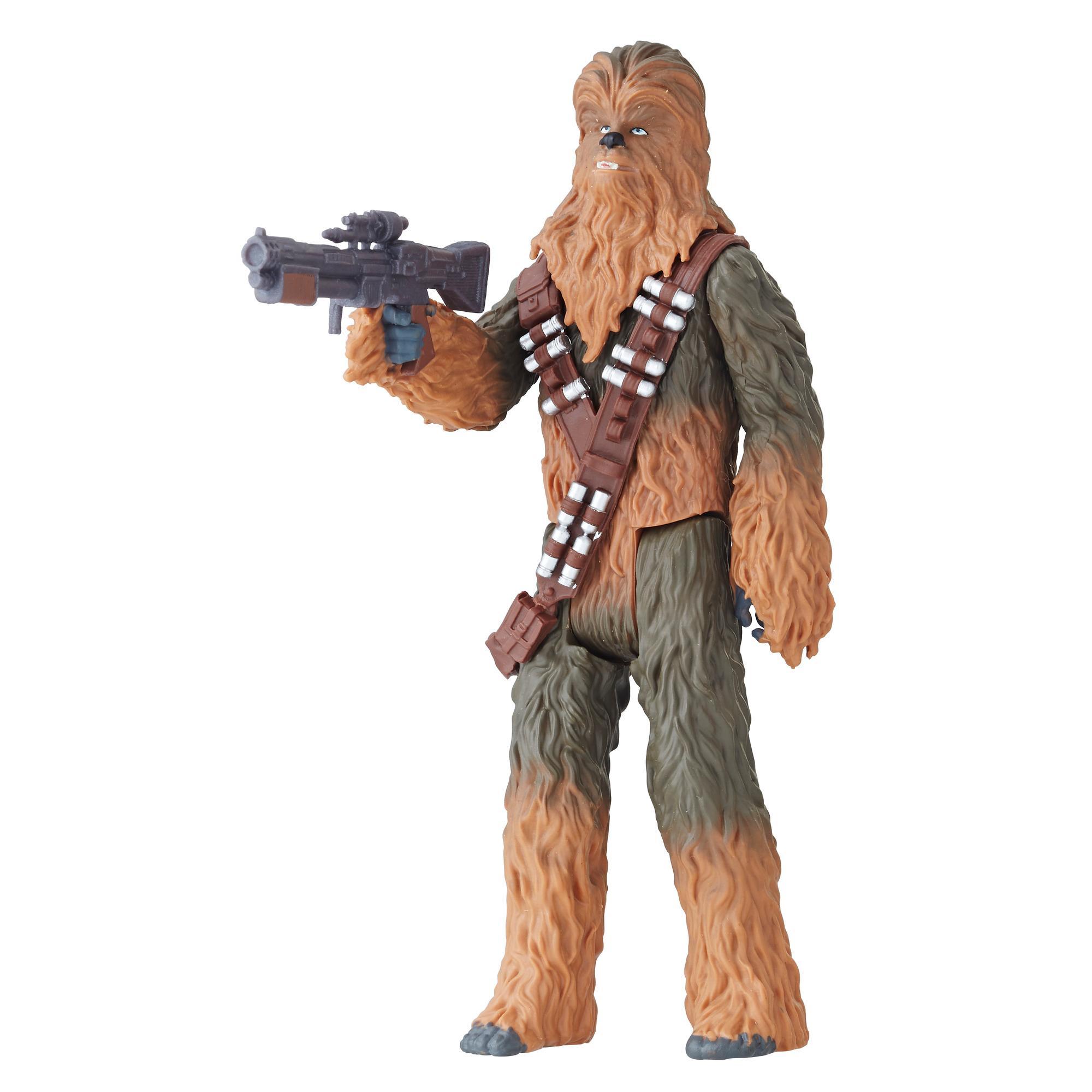 Figura de Chewbacca Star Wars Force Link 2.0