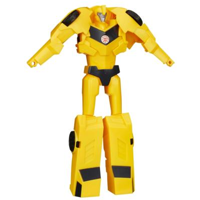 Figura Transformers Robots in Disguise de Bumblebee Titan Changers
