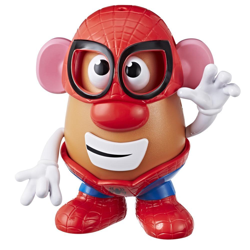 Mr. Potato Head Spider-Man de Marvel clásico