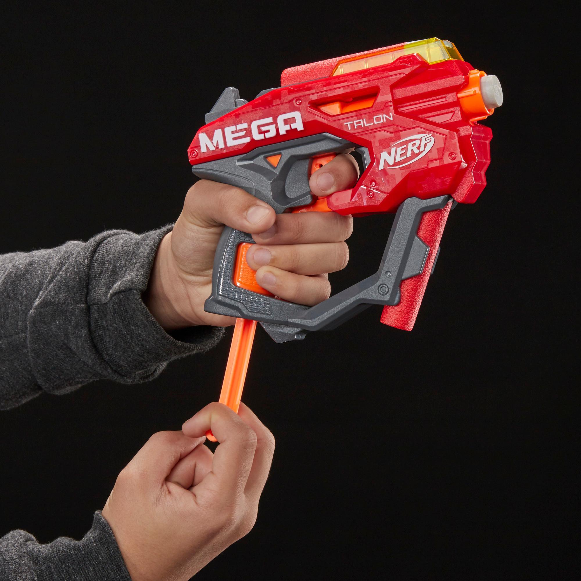Lanzador Nerf Mega Talon