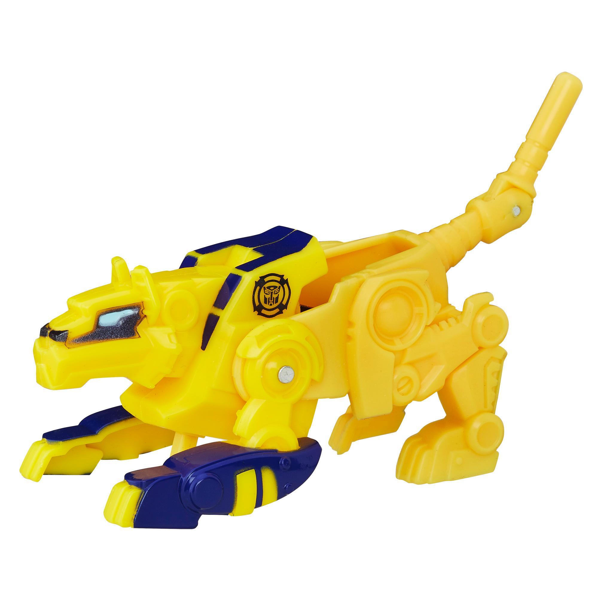 Playskool Heroes Transformers Rescue Bots Swift the Cheetah-Bot