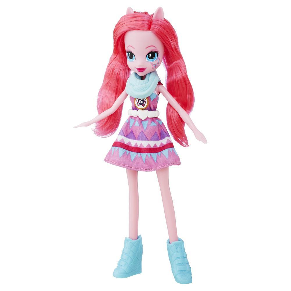 My Little Pony Equestria Girls Legend of Everfree - Muñeca de Pinkie Pie