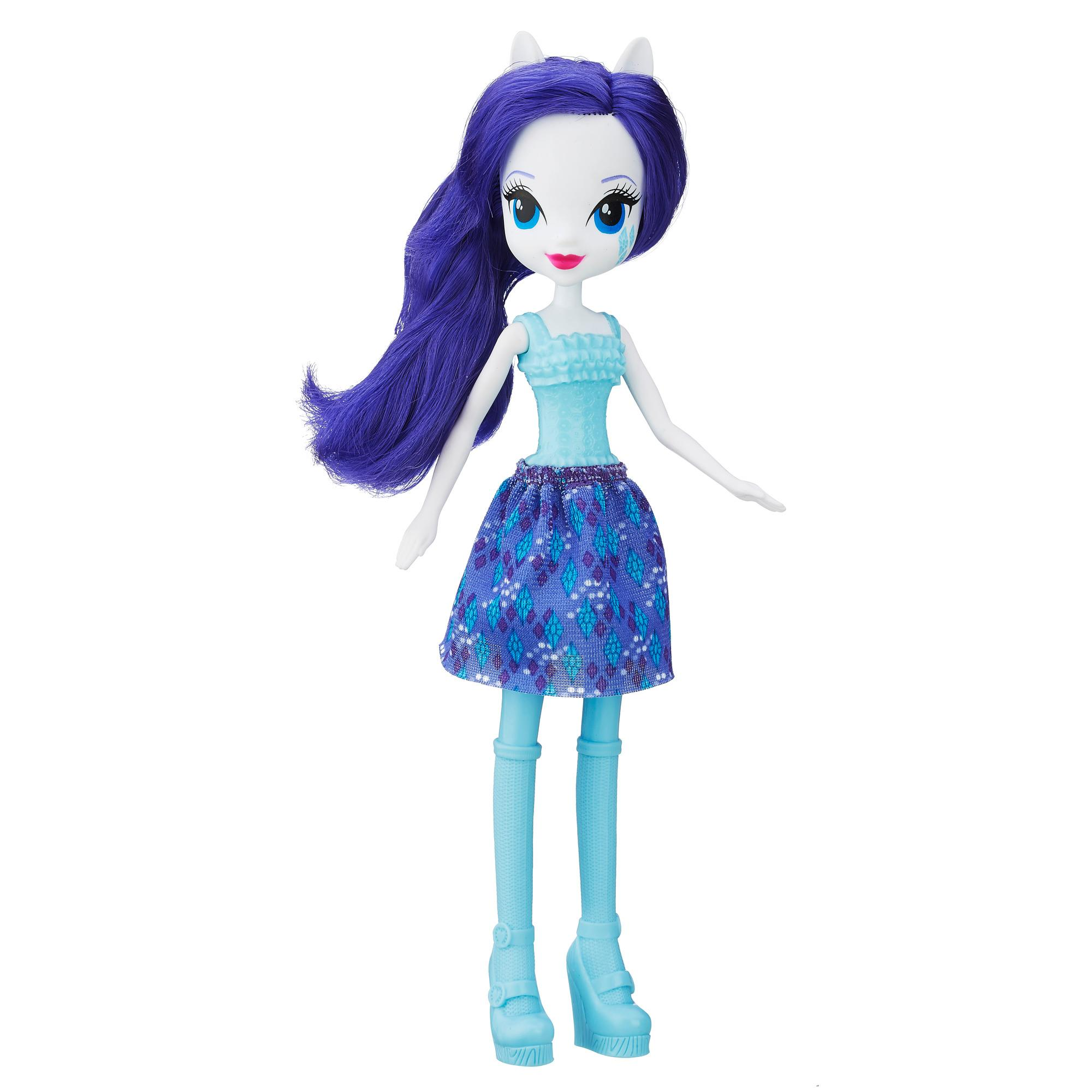 My Little Pony Equestria Girls Rarity Basic Doll