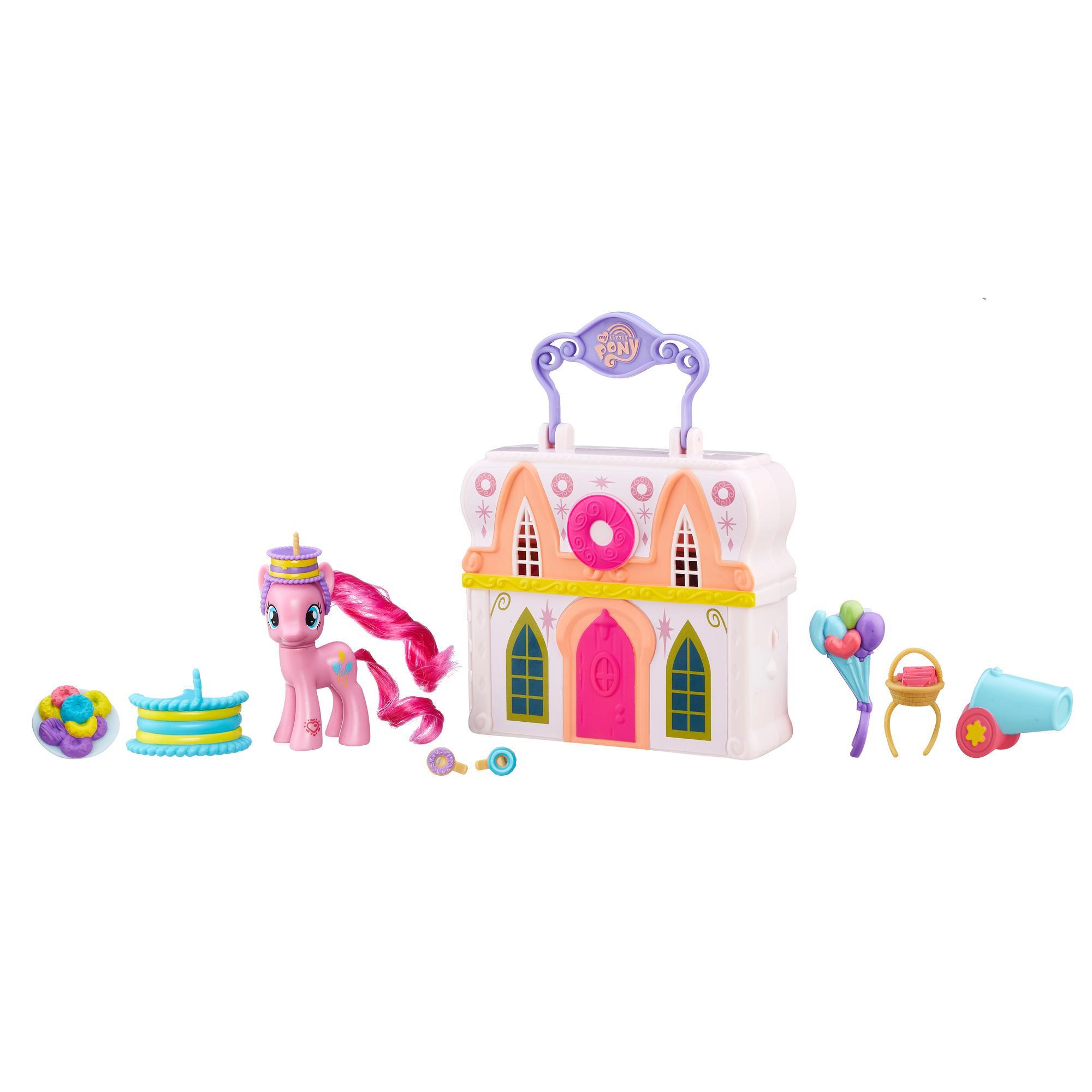 My Little Pony Friendship is Magic Pinkie Pie Donut Shop Playset