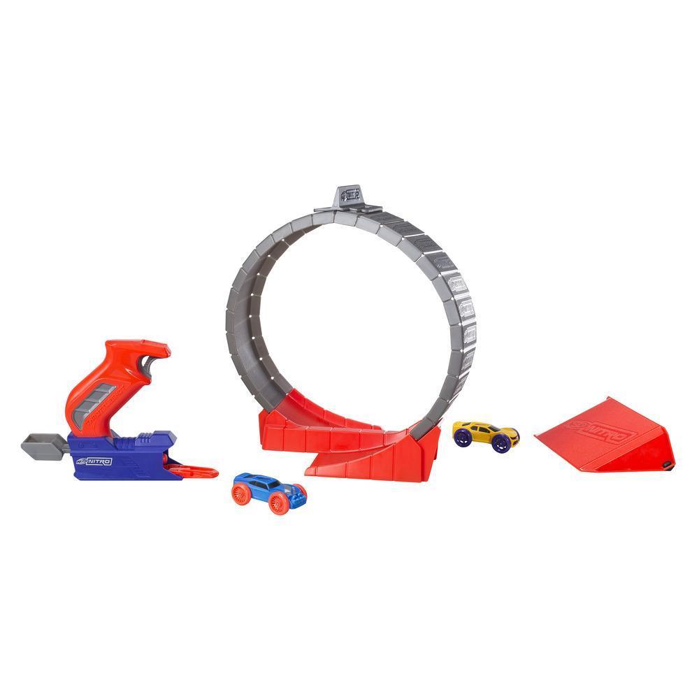 Nerf Nitro - Set de acrobacias Speedloop