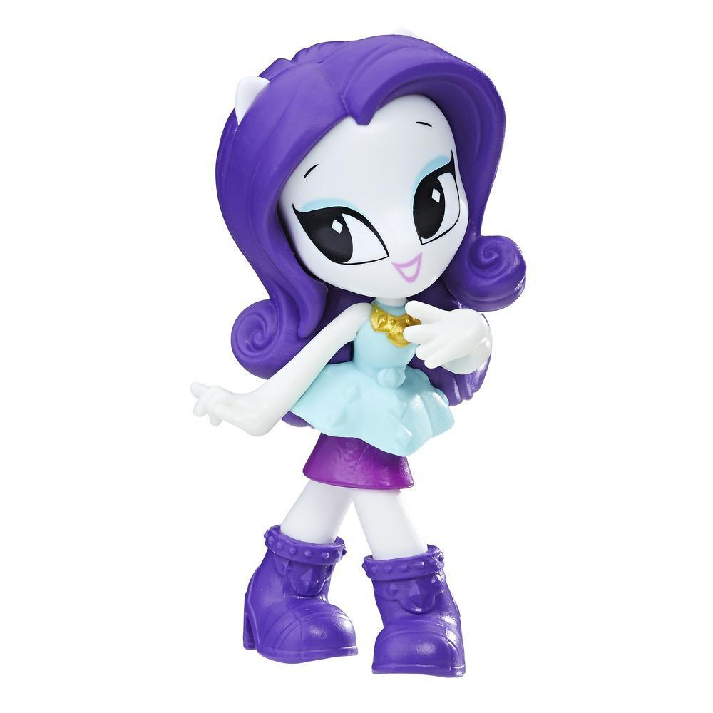 My Little Pony Equestria Girls - Rarity Mini de 7,5 cm