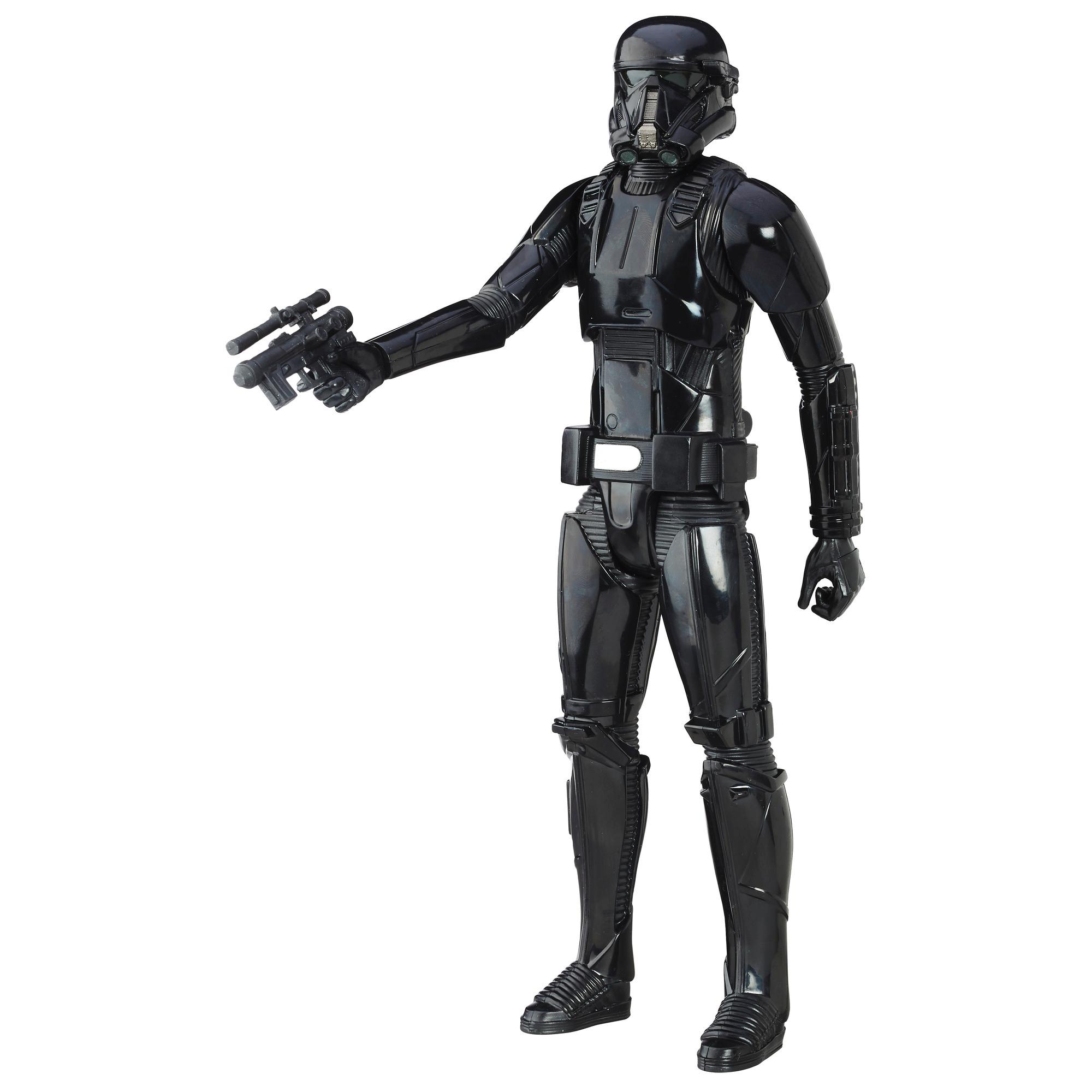 Star Wars Rogue One - Figura de 30 cm de soldado de la muerte imperial