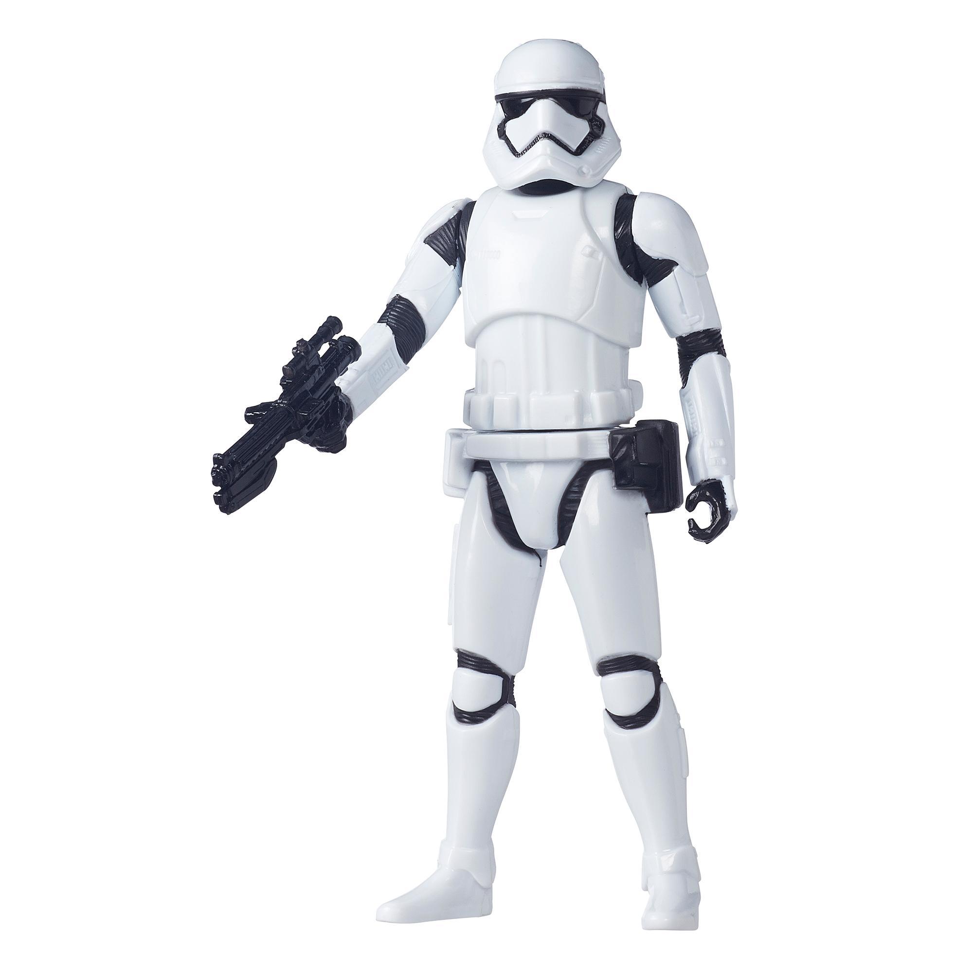 Star Wars The Force Awakens Stormtrooper de la Primera Orden de 15 cm (6 in)