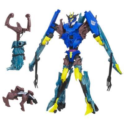 Figura Soundwave de Clase Deluxe de Transformers Beast Hunters
