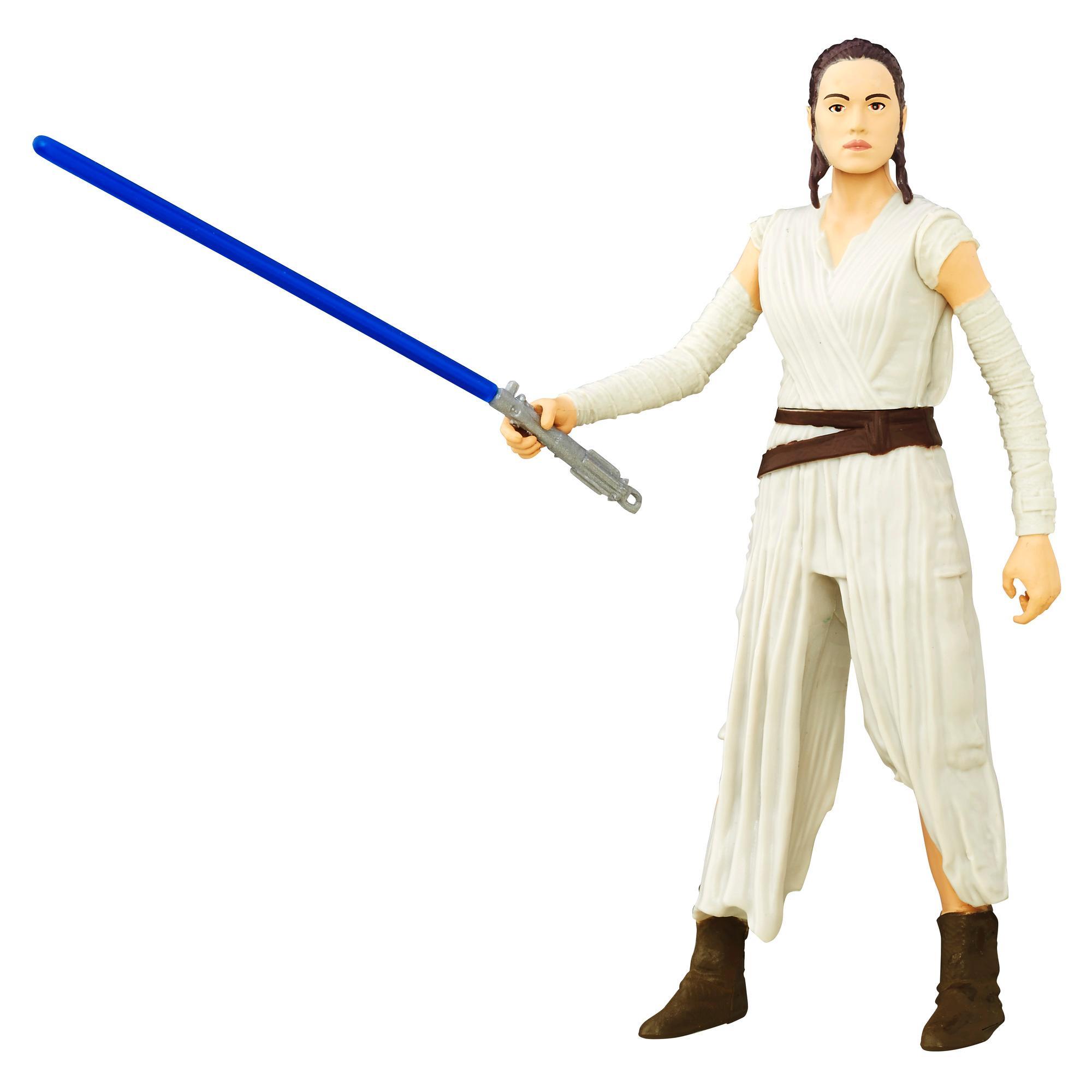 Star Wars: El despertar de la Fuerza - Figura de Rey de 15 cm (base Starkiller)