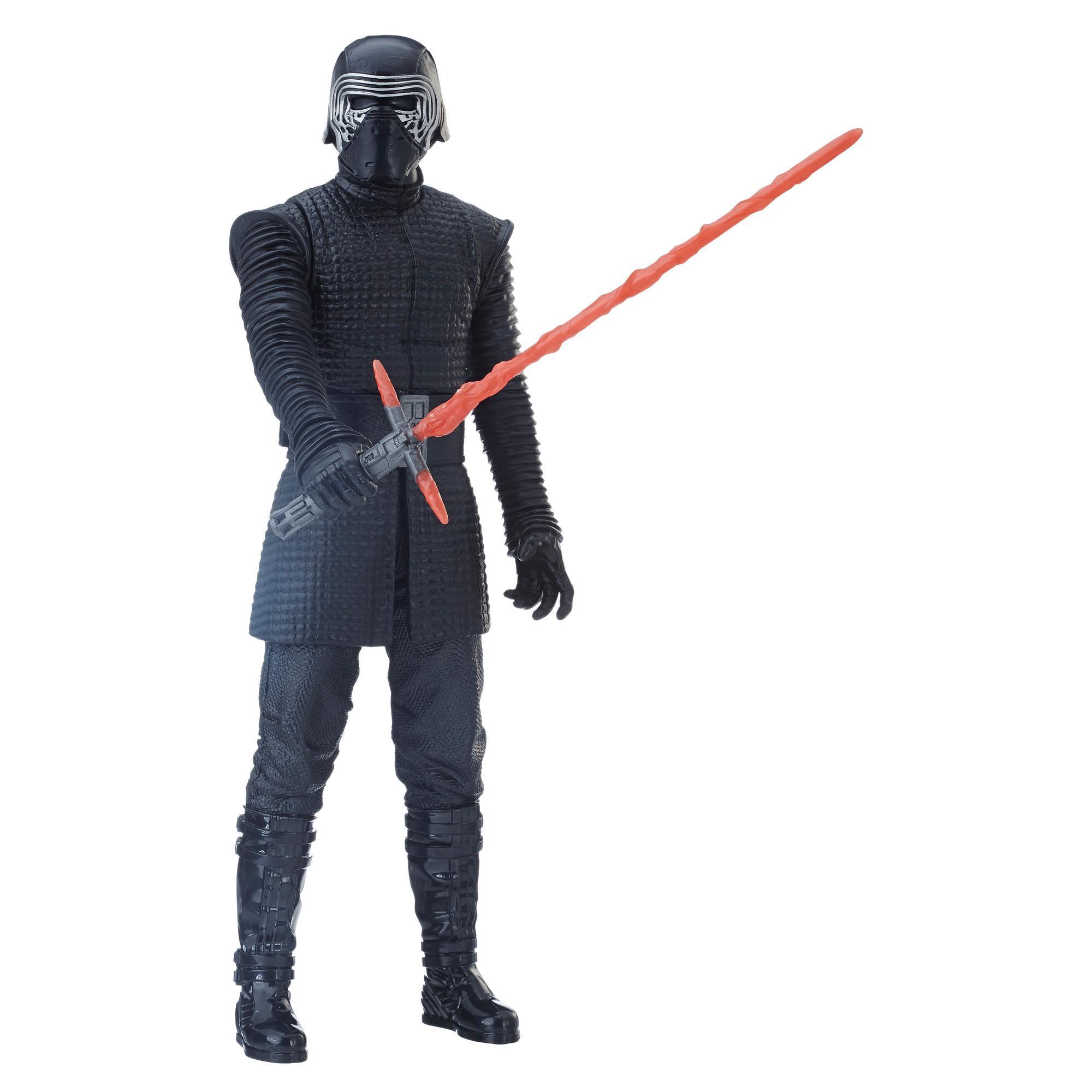 Star Wars: Los últimos Jedi - Figura de Kylo Ren de 30 cm
